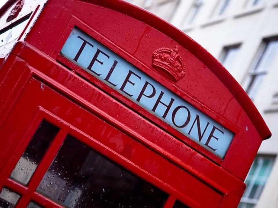 טלפון קווי
