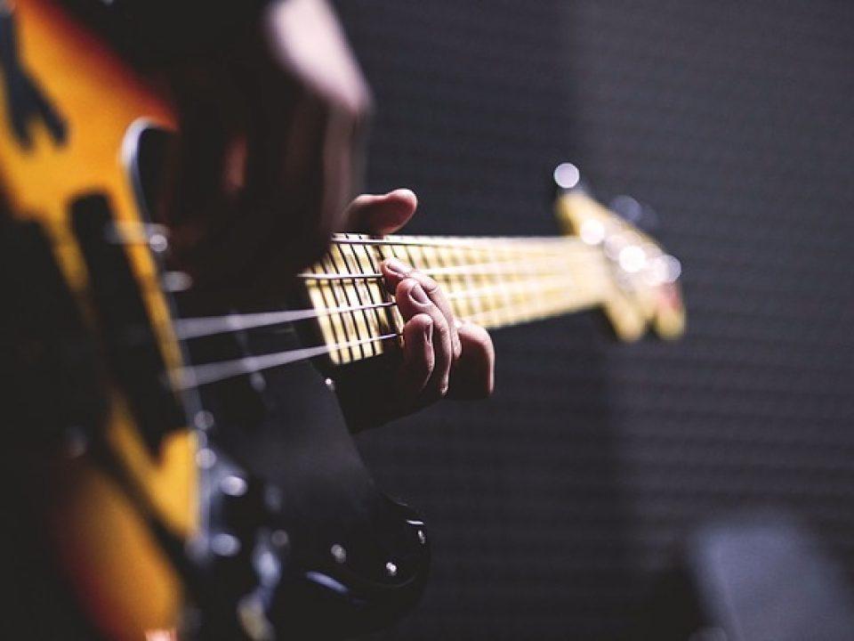 גיטרות