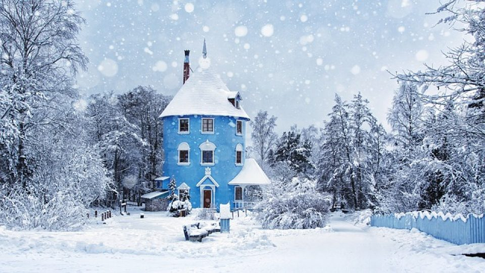 חופשה בחורף