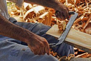 בנייה ייחודית מעץ