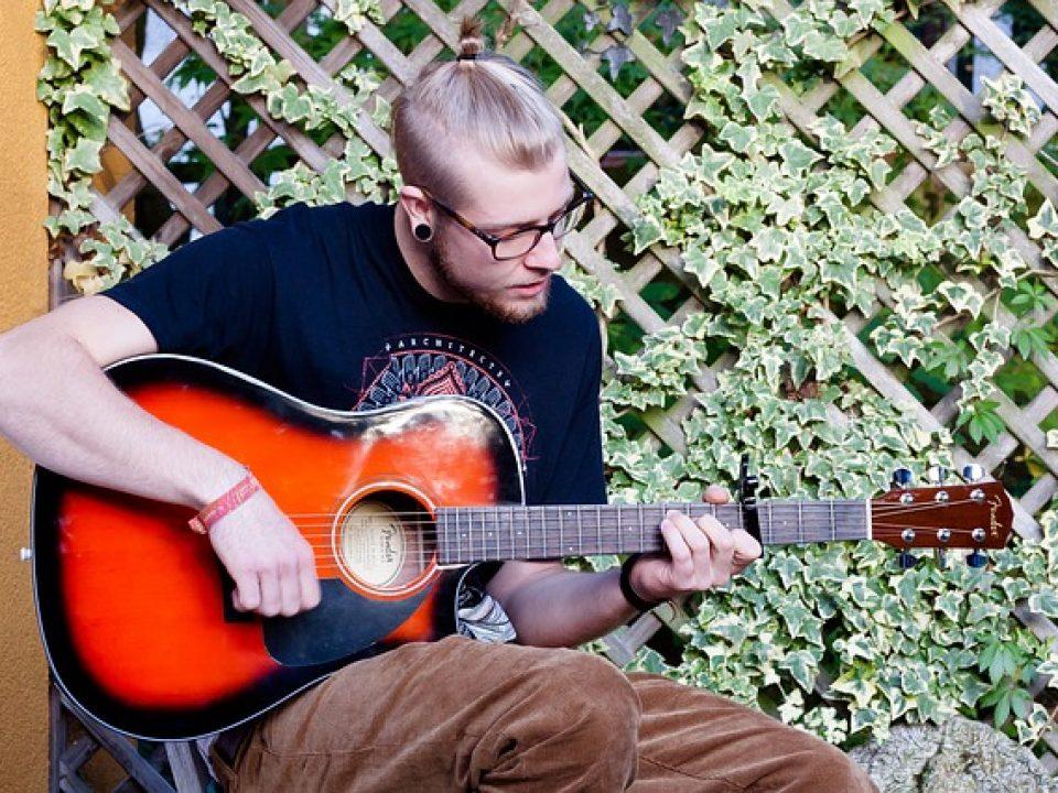 שיעורים פרטיים בגיטרה