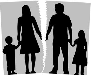 משמורת משותפת על הילדים?
