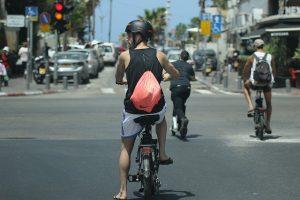 סיורים עצמאיים בתל אביב