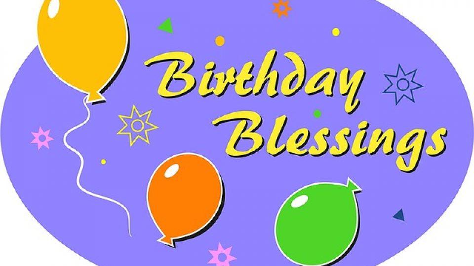 ברכת יום הולדת