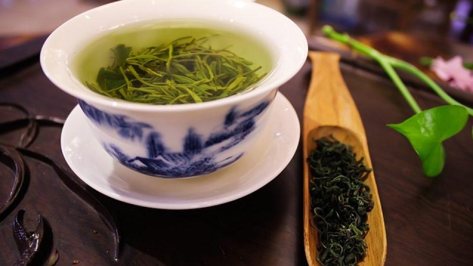תה ירוק