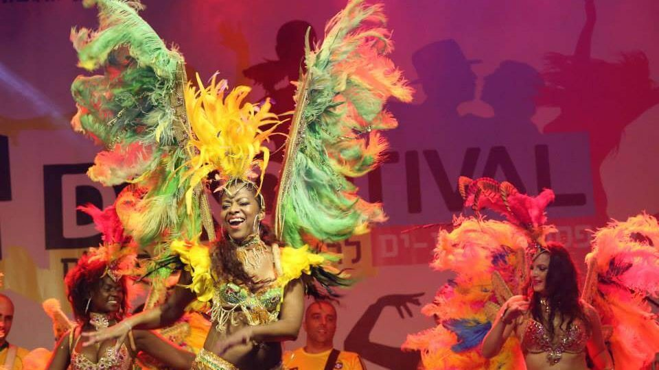 רקדניות ברזילאיות